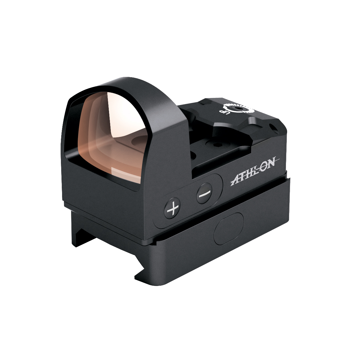 Athlon Optics Midas BTR OS11 Open Red Dot Sight