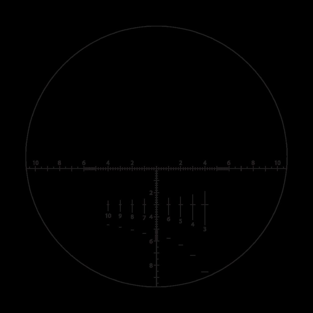Cronus Tactical 7-42x60 ED Spotting Scope