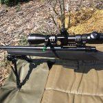 Felipe: Athlon Riflescopes are Super Clear & Turret Clicks Are Positive!