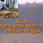 1 Mile with Argos BTR 6-24X50 Riflescope