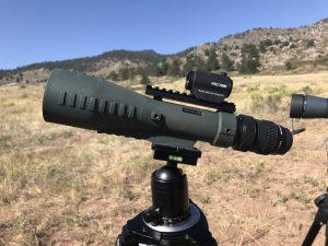 Cronus spotting scope - First look
