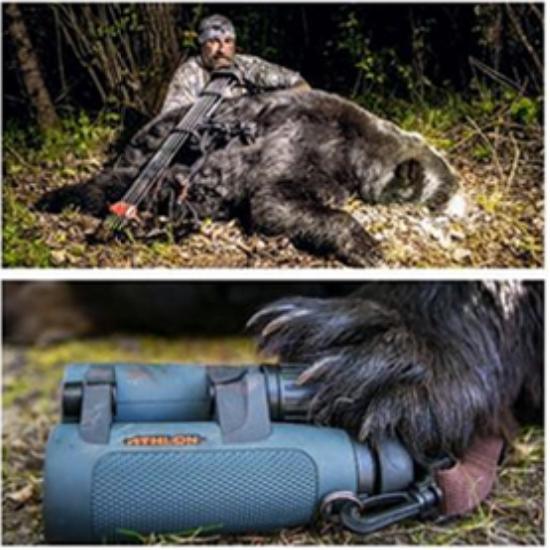 Athlon Ares Binoculars