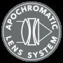 APOCHROMATIC lens