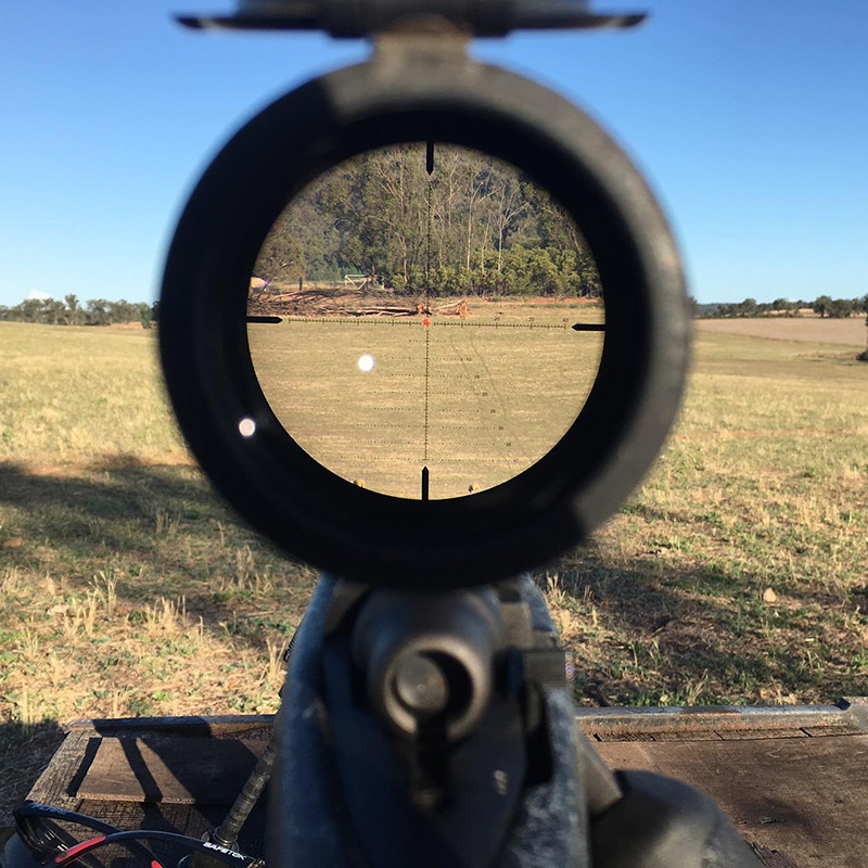 Athlon Ares BTR Reticle