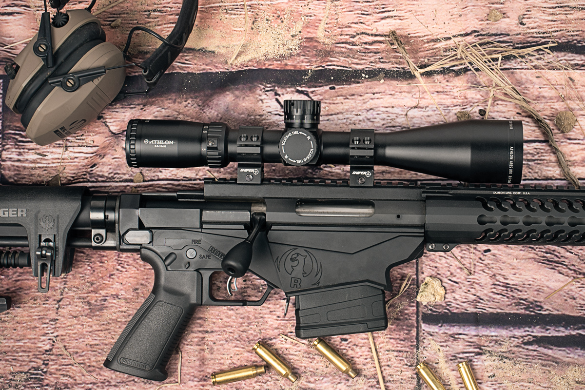 Athlon Ares BTR Riflescope