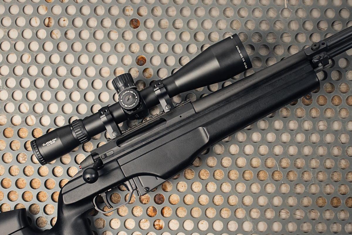 Athlon Ares ETR Riflescope