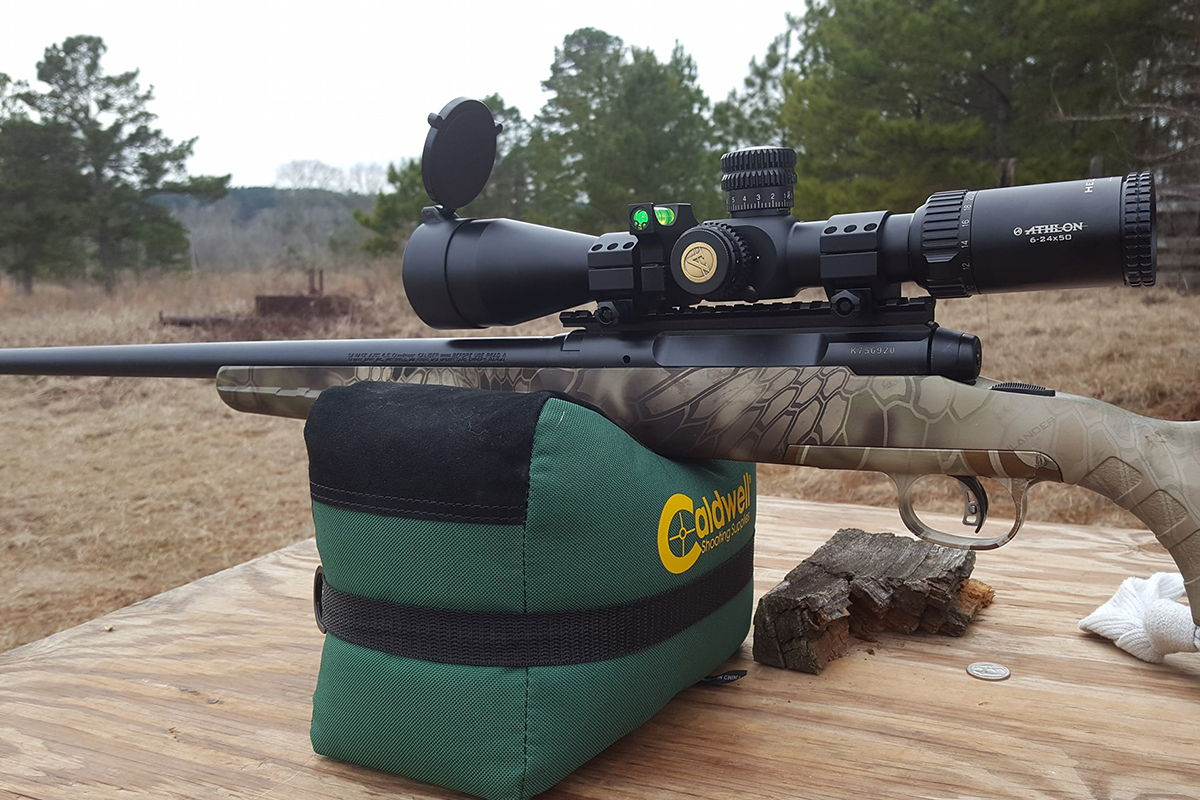 Athlon Helos BTR Riflescope