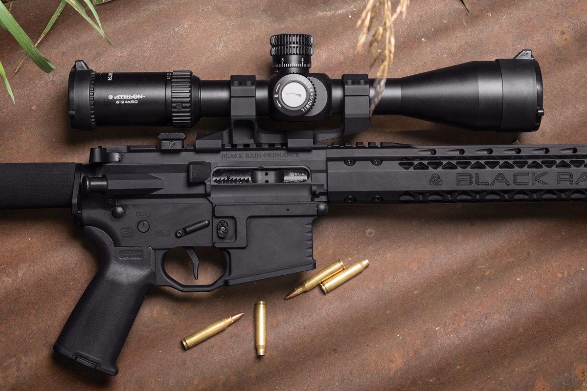 Athlon Helos BTR Riflescope