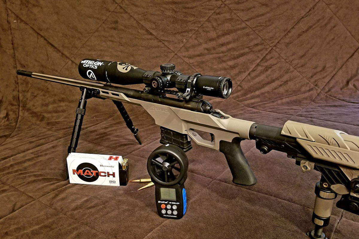Athlon Midas BTR Riflescope