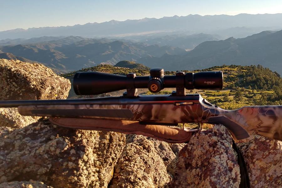 Athlon Midas HMR Riflescope