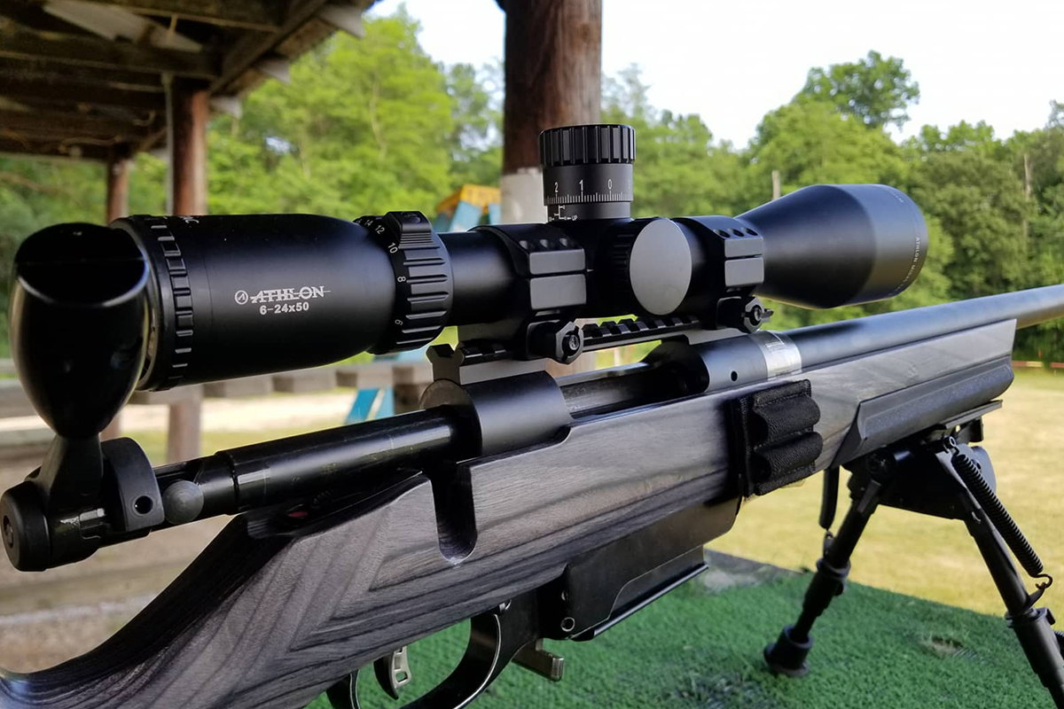 Athlon Midas TAC Riflescope