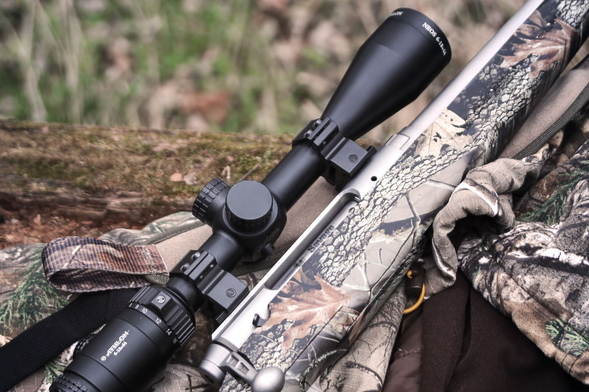 Athlon Neos Riflescope