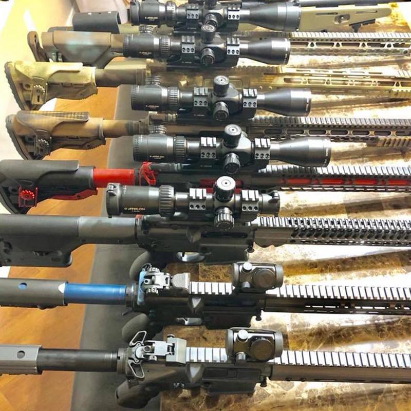 Athlon-Riflescope-Group