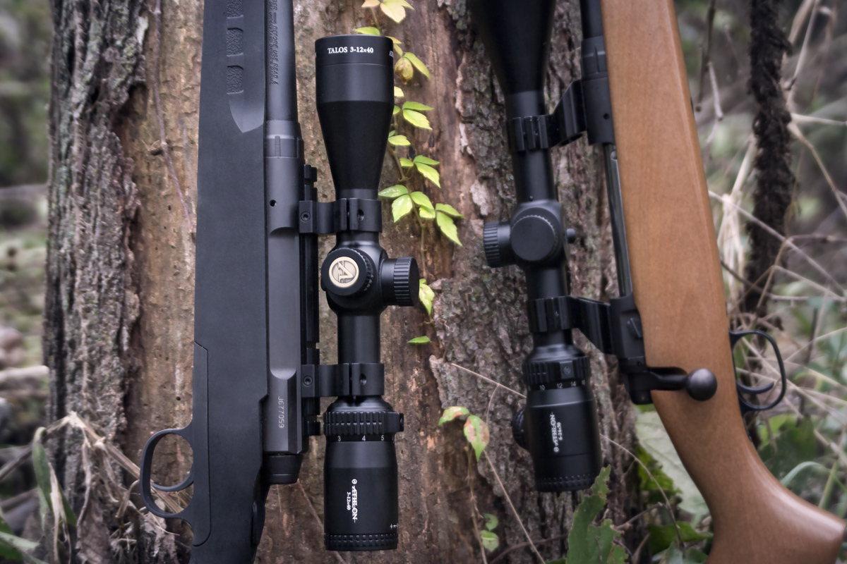 Athlon Talos Riflescope
