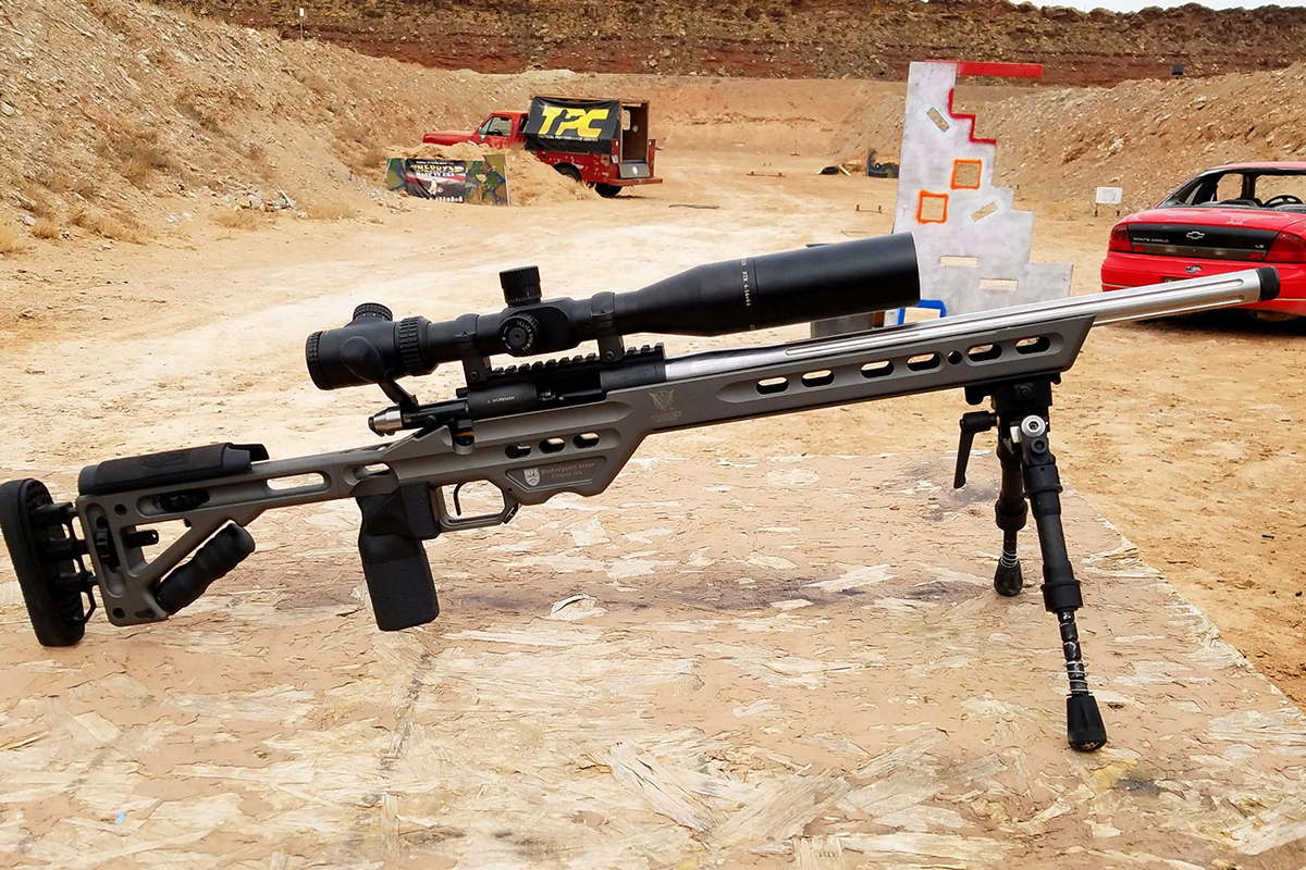 Athlon Talos BTR Riflescope