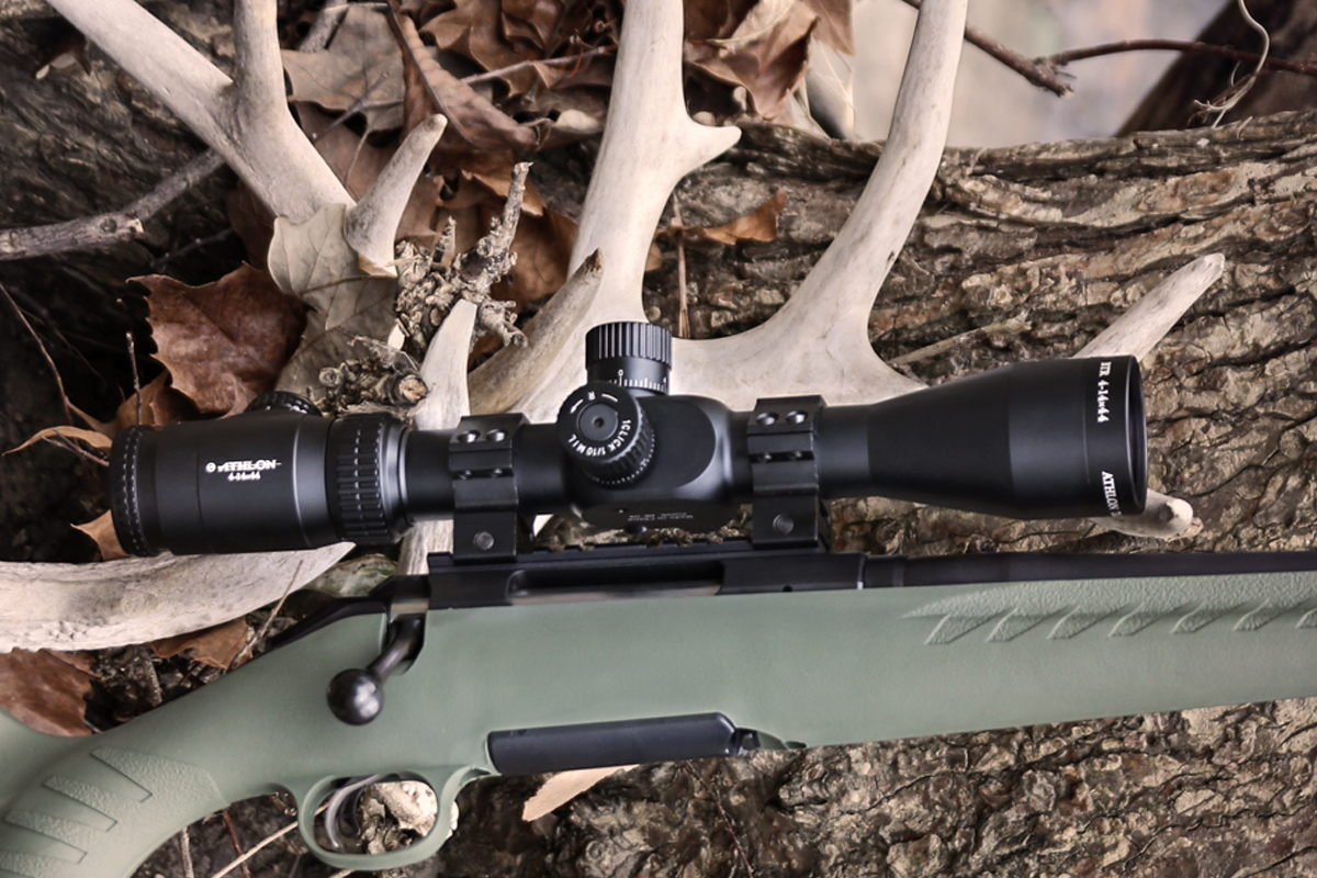 Athlon Talos BTR Riflescope