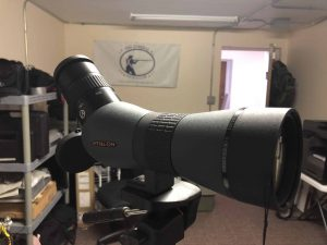ares spotting scope reviewed by liberal gun club