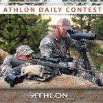 Athlon Contest Winner Announced