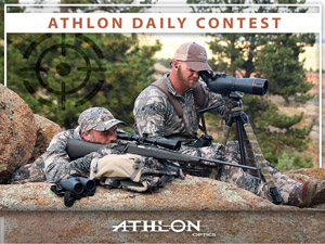 Athlon Contest Winner Announced
