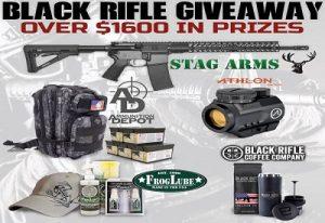 Black Rifle Giveaway