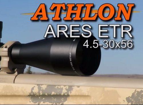 RexReviews Athlon Ares ETR