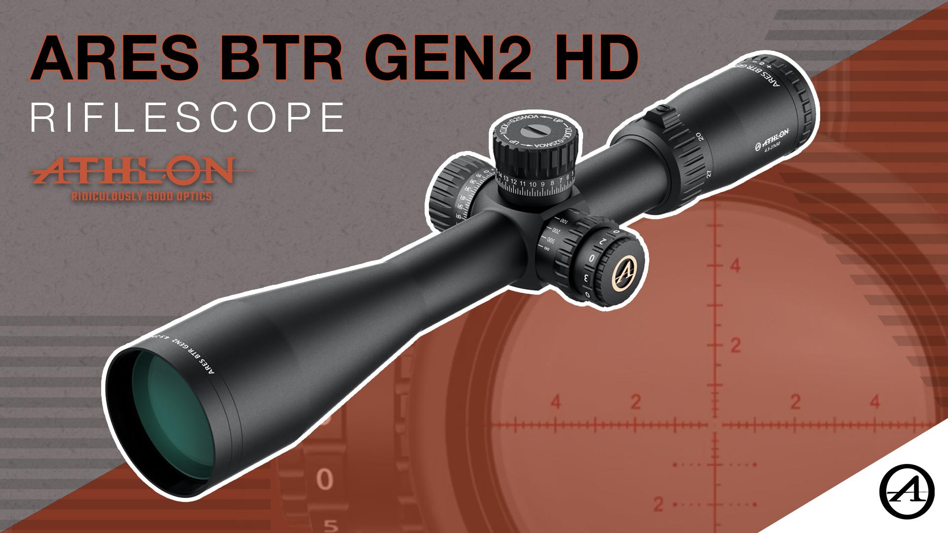 Ares BTR GEN2 HD